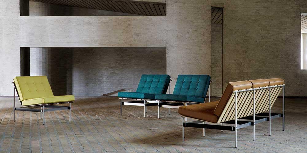 design sofa met minimalistisch design