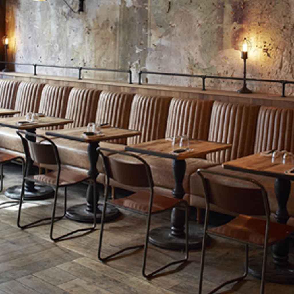 Restaurant stoelen