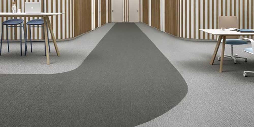 tapijt voor kantoor
