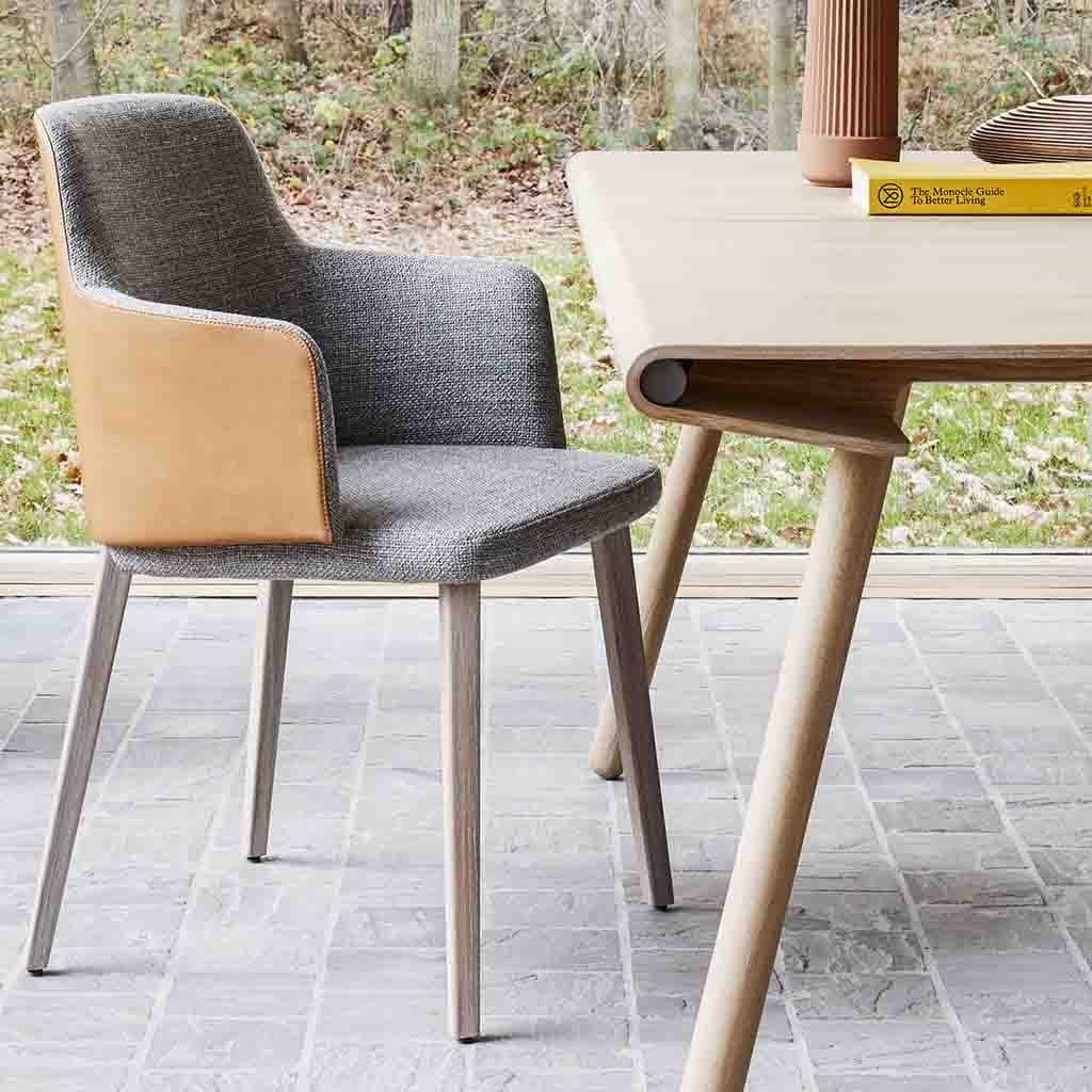 designstoel voor woonkamer of kantoor