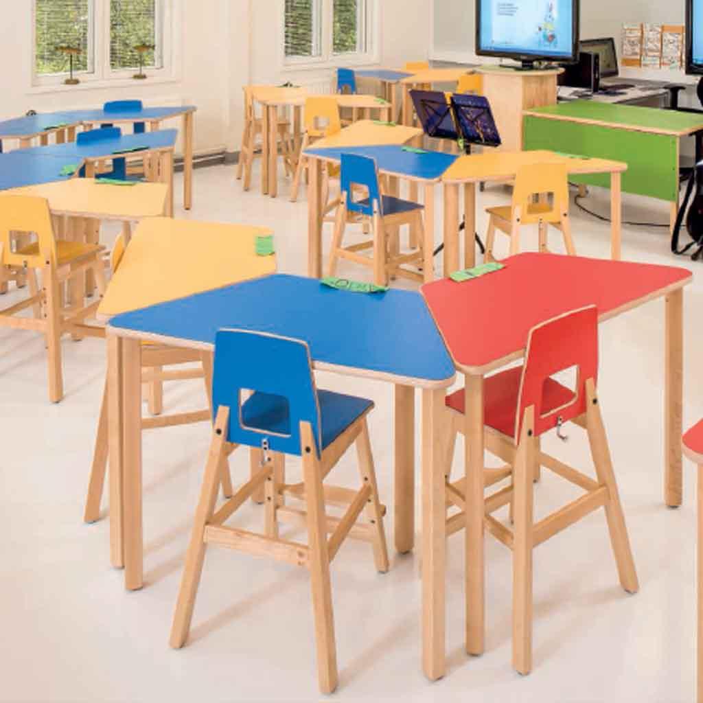 Schoolmeubelen voor primair onderwijs