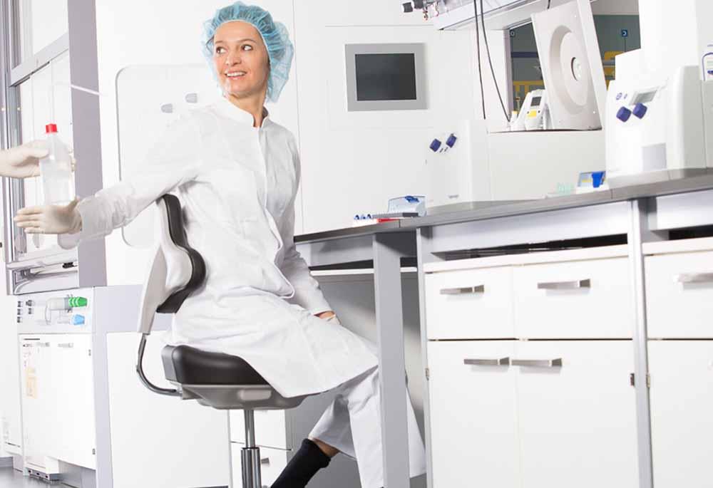 Laboratorium inrichting en advies