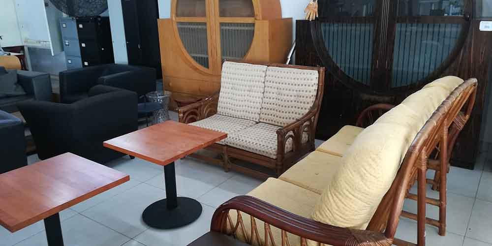 Hergebruik van meubels