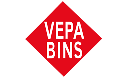 Dealer van het merk Vepa Bins in Suriname