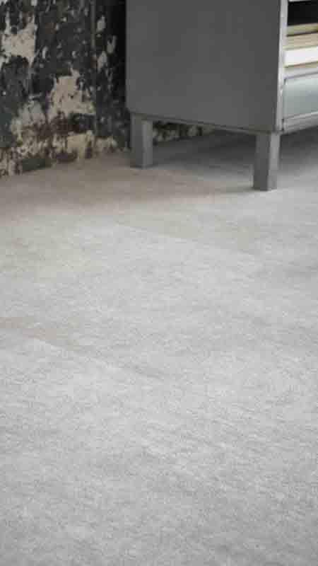 Vloer met uitstraling van beton